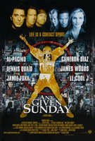 Any Given Sunday movie poster (1999) picture MOV_62753c45