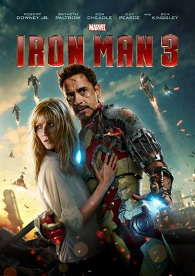 Iron Man 3 movie poster (2013) poster MOV_627a42da
