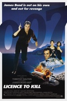 Licence To Kill movie poster (1989) picture MOV_62801f3b