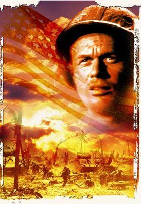 Halls of Montezuma movie poster (1950) poster MOV_6281eef4