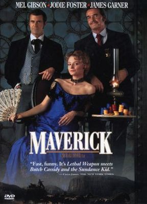 Maverick movie poster (1994) poster MOV_62823516