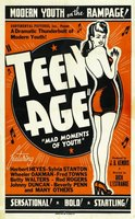 Teen Age movie poster (1944) picture MOV_62855f40