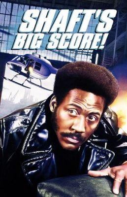 Shaft's Big Score! movie poster (1972) poster MOV_628cd956