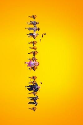 Free Birds movie poster (2013) poster MOV_6291ae54
