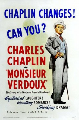 Monsieur Verdoux movie poster (1947) poster MOV_629970c9