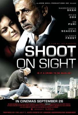 Shoot on Sight movie poster (2008) poster MOV_62a50a30
