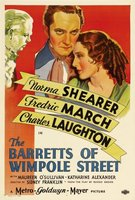 The Barretts of Wimpole Street movie poster (1934) picture MOV_62a6bd71
