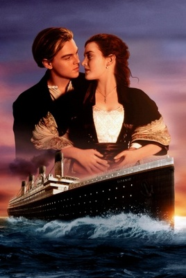 Titanic movie poster (1997) poster MOV_62a6e493
