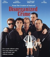 Disorganized Crime movie poster (1989) picture MOV_62af8624