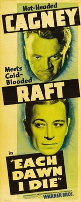 Each Dawn I Die movie poster (1939) poster MOV_62b22e85