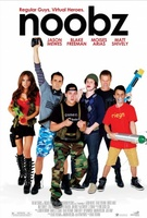 Noobz movie poster (2012) picture MOV_62ba8d86