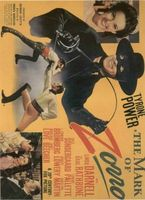 The Mark of Zorro movie poster (1940) picture MOV_62c3cf8b