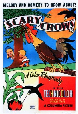 Scary Crows movie poster (1937) poster MOV_62c44c76