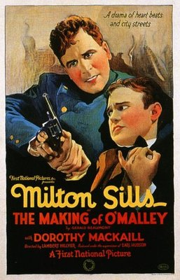 The Making of O'Malley movie poster (1925) poster MOV_62ce9702