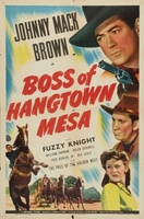 Boss of Hangtown Mesa movie poster (1942) picture MOV_62cff038