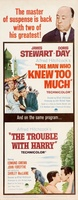 The Man Who Knew Too Much movie poster (1956) picture MOV_62d35f87