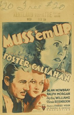 Muss 'em Up movie poster (1936) poster MOV_62d7095a