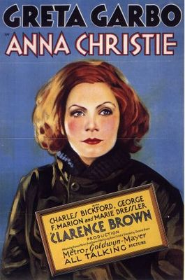 Anna Christie movie poster (1930) poster MOV_62d7c133