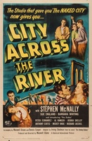 City Across the River movie poster (1949) picture MOV_62dab460