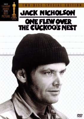 One Flew Over the Cuckoo's Nest movie poster (1975) poster MOV_62dbe72f