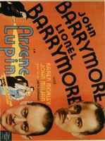 Arséne Lupin movie poster (1932) picture MOV_62e407b1