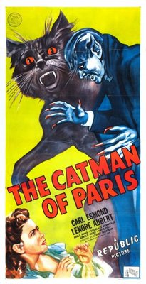The Catman of Paris movie poster (1946) poster MOV_62f8c69f