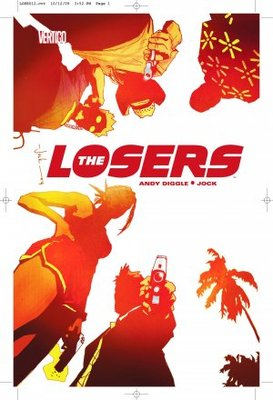 The Losers movie poster (2010) poster MOV_63056f0c