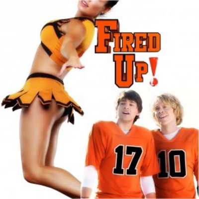 Fired Up movie poster (2009) poster MOV_6309e12f