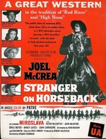 Stranger on Horseback movie poster (1955) picture MOV_630a542c