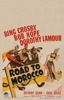 Road to Morocco movie poster (1942) picture MOV_630b9ca3