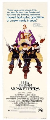 The Three Musketeers movie poster (1973) poster MOV_630cd900