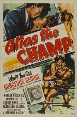 Alias the Champ movie poster (1949) poster MOV_630f56e1