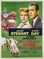 The Man Who Knew Too Much movie poster (1956) picture MOV_6317804f