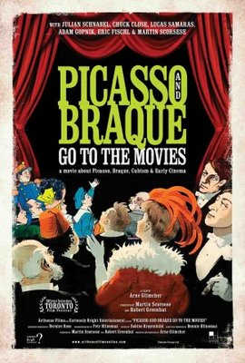 Picasso and Braque Go to the Movies movie poster (2008) poster MOV_6319356f