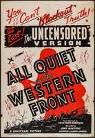 All Quiet on the Western Front movie poster (1930) picture MOV_63256b21