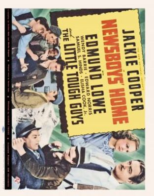 Newsboys' Home movie poster (1938) poster MOV_632768d6