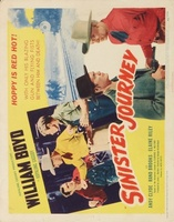 Sinister Journey movie poster (1948) picture MOV_632c9d84