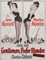 Gentlemen Prefer Blondes movie poster (1953) picture MOV_c9136ddd