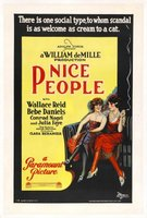 Nice People movie poster (1922) picture MOV_6337d316