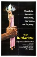 The Initiation movie poster (1984) picture MOV_633aaf57