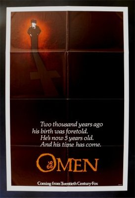 The Omen movie poster (1976) poster MOV_634bf738