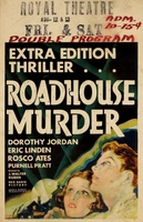 The Roadhouse Murder movie poster (1932) picture MOV_635223cf