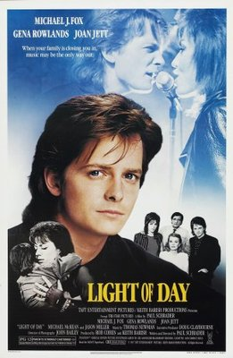 Light of Day movie poster (1987) poster MOV_6357f564