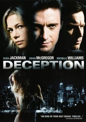 Deception movie poster (2008) poster MOV_636efb9f