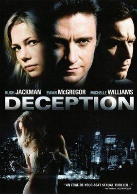 Deception movie poster (2008) poster MOV_636efb9f