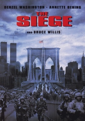 The Siege movie poster (1998) poster MOV_637acd99