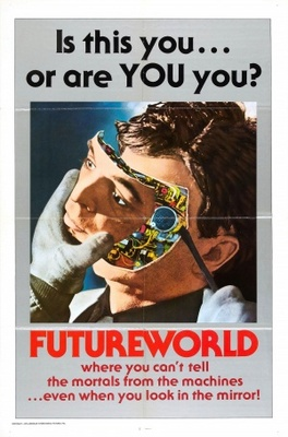 Futureworld movie poster (1976) poster MOV_63806e05