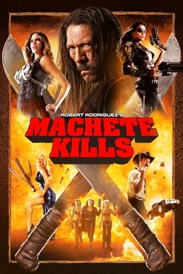 Machete Kills movie poster (2013) poster MOV_6386e31f