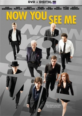 Now You See Me movie poster (2013) poster MOV_6388406d