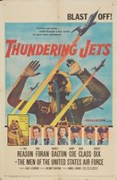 Thundering Jets movie poster (1958) picture MOV_638ac760